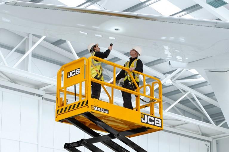 JCB Inc. - S4550E Scissor Lifts
