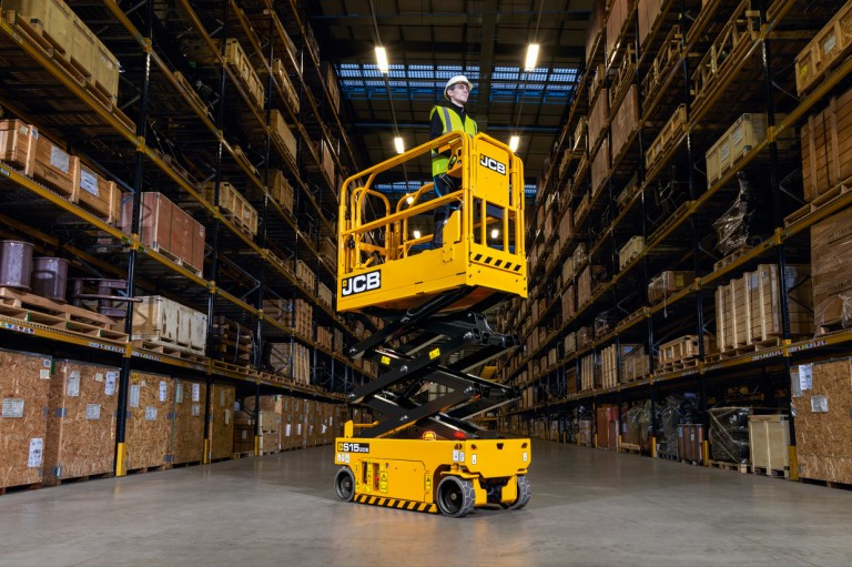 JCB Inc. - S1530e Scissor Lifts