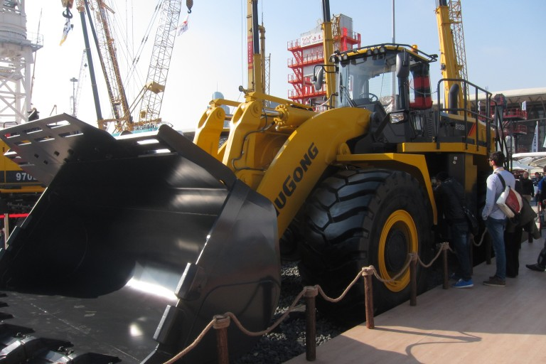 CLG8128H Wheel Loaders