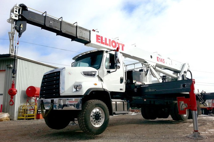 Elliott Equipment Company - E145 E-LINE Scissor Lifts
