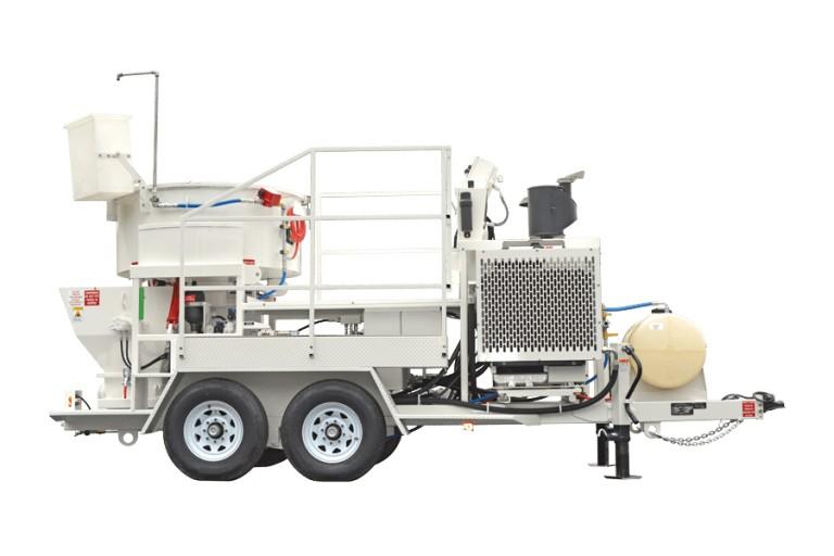 MX-20MT Concrete Pumps
