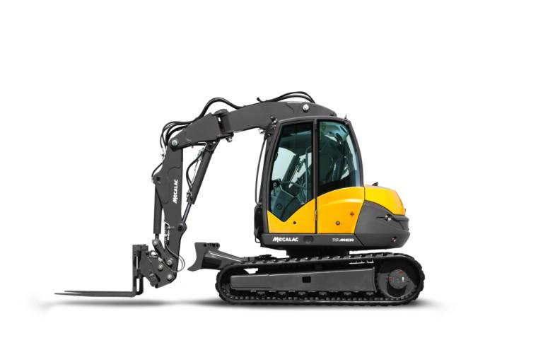 10MCR Compact Excavators