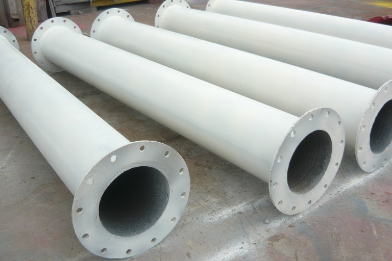 Duroxite 100 Pipe Pipes