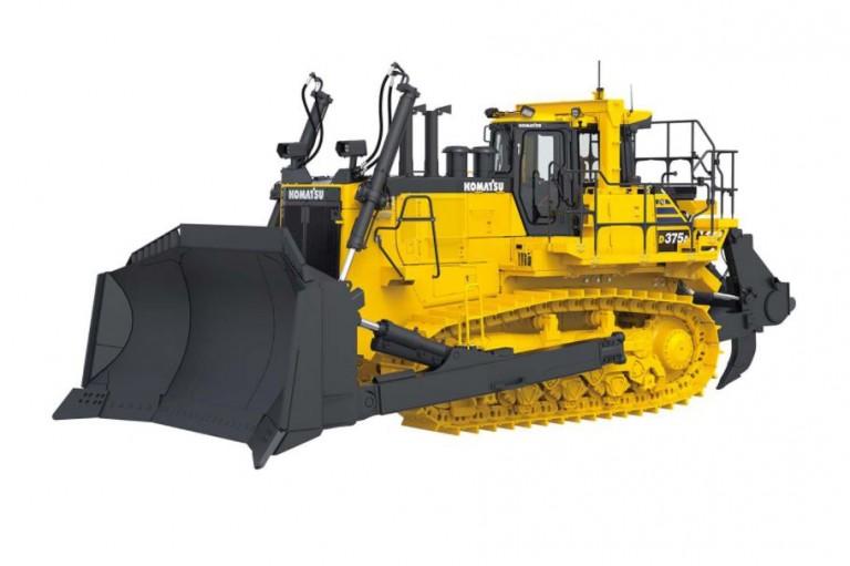 D375A-8 Crawler Dozers