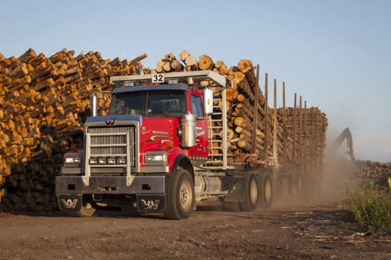 Western Star Trucks - 4800 Vocational Trucks