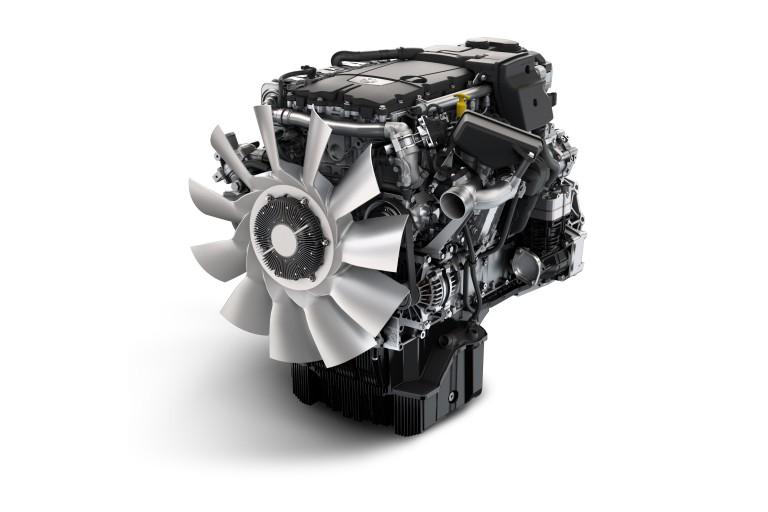 DD8 Diesel Engines