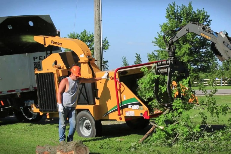 BC1800XL Chippers