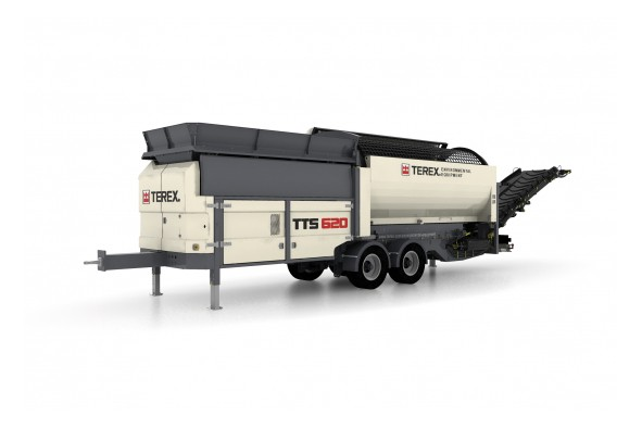 TTS 620 - Terex Ecotec - Recycling Product News