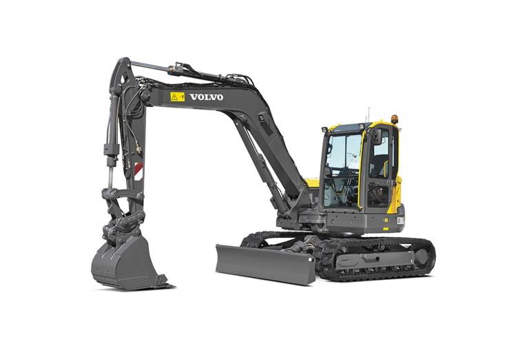 ECR88D Excavators