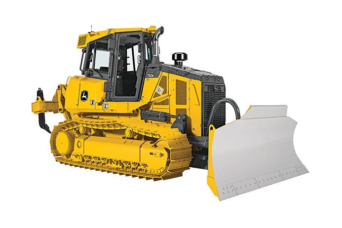 750K SmartGrade Crawler Dozers