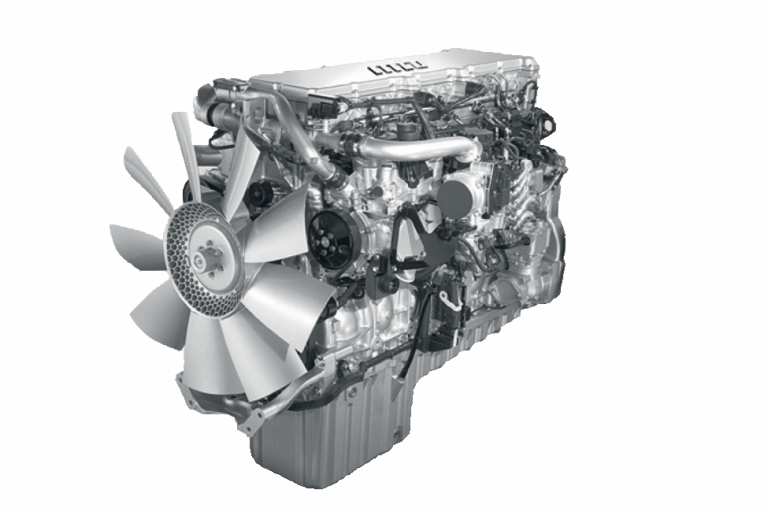 MTU - Series 1500 Diesel Engines