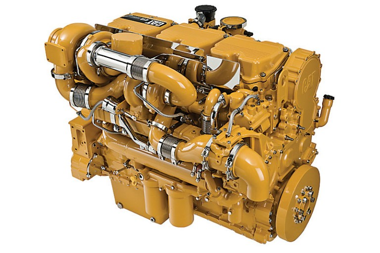 Caterpillar Inc. - C18 ACERT™ Tier IV Final Diesel Engines