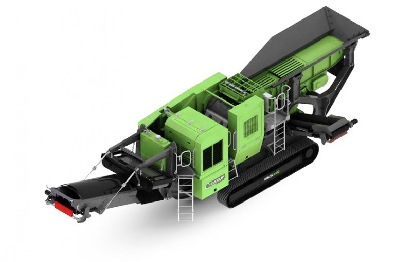 Terex Corporation - Bison 280 Jaw Crushers
