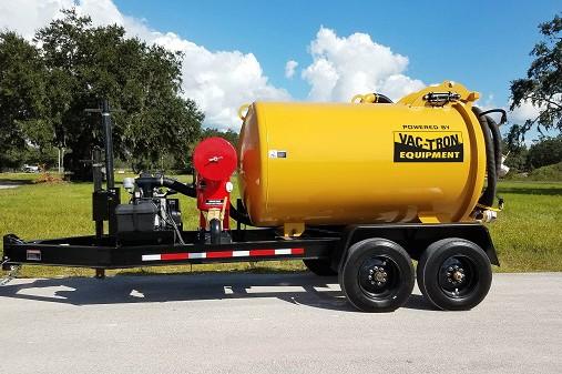 CS 1270 GT/SGT Series Vacuum Excavators