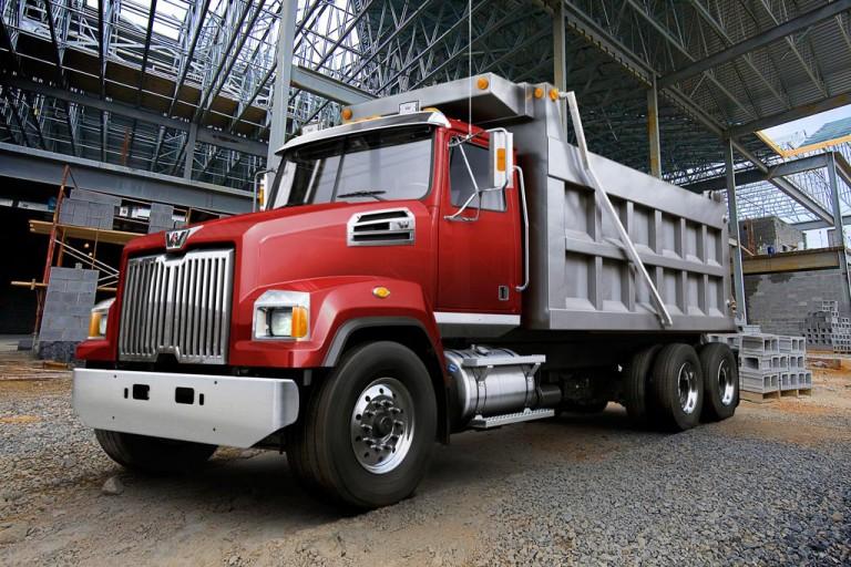 Western Star Trucks - 4700 Vocational Trucks