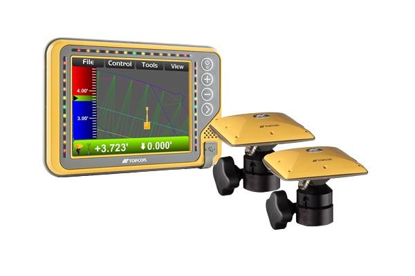 Topcon Positioning Systems - X-53 Excavator Machine Control