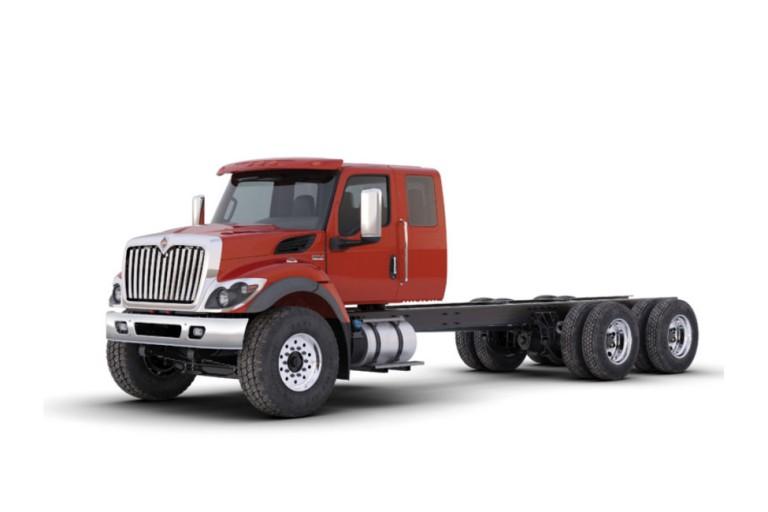 HV Series Vocational Trucks
