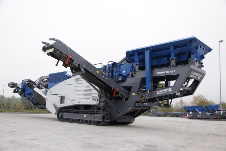 Kleemann - MR 110 Zi EVO 2 Crushing Plants