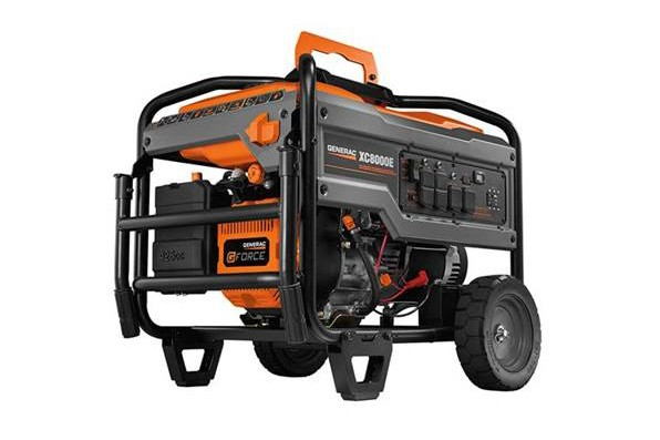 Generac Mobile. - XC8000E 49 STATE/CSA Generators