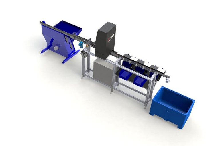 OBS 500 Recycling Sorting Systems
