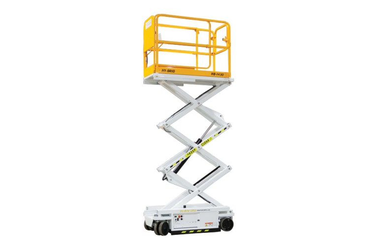 Custom Equipment, Inc. / Hy-Brid Lifts - HB-1430 Scissor Lifts