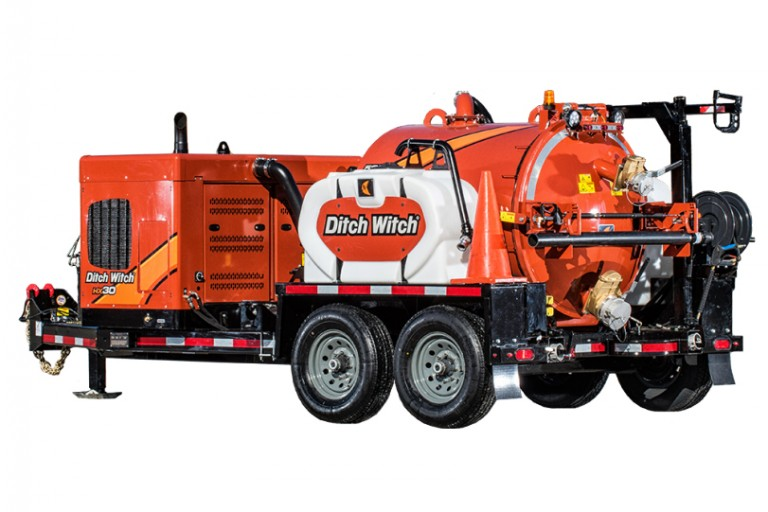 Ditch Witch - HX30 Vacuum Excavators