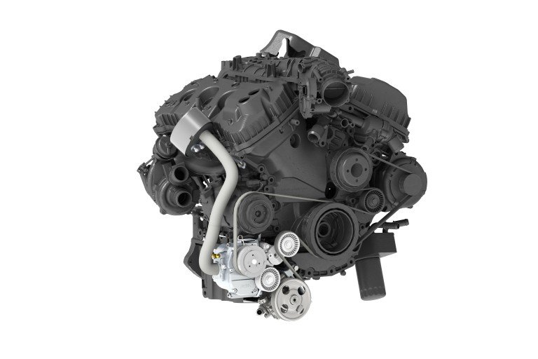 VMAC - UNDERHOOD40 - Truck Series Compressors