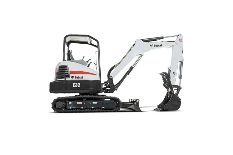 E32 Excavators