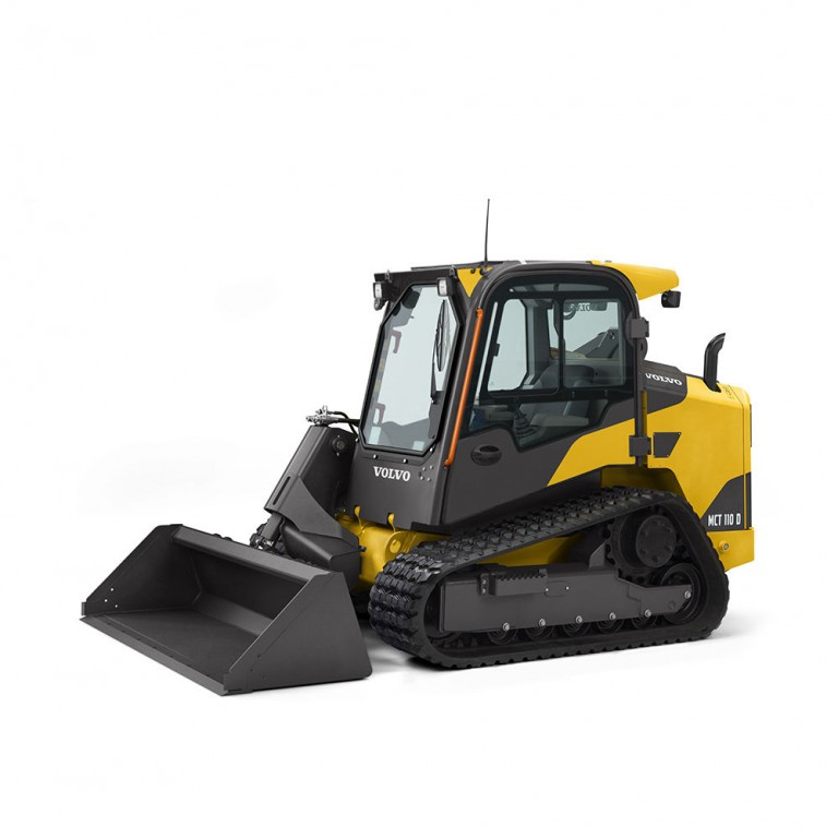 Volvo Construction Equipment - MCT110D Compact Track Loaders