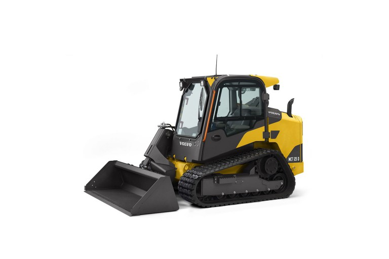 Volvo Construction Equipment - MCT125D Compact Track Loaders