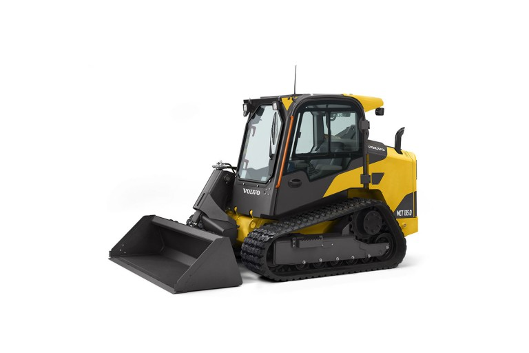 Volvo Construction Equipment - MCT135D Compact Track Loaders