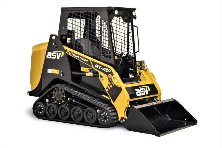 ASV Holdings Inc. - RT-40 Compact Track Loaders