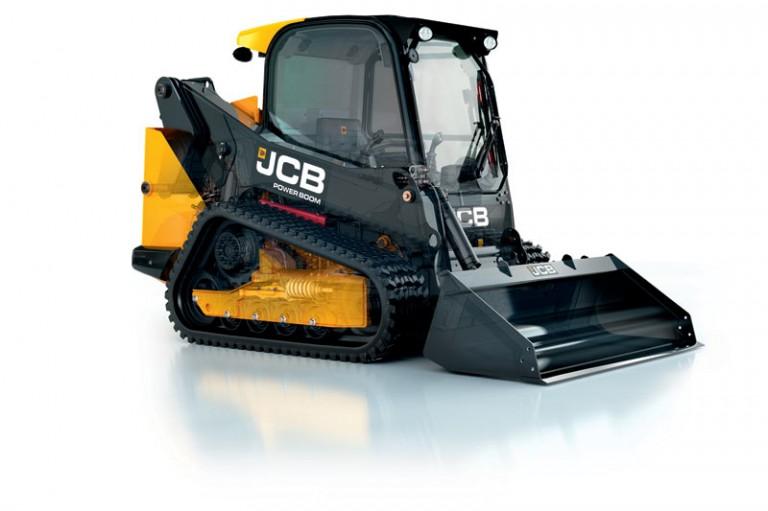 JCB Inc. - 150T Compact Track Loaders