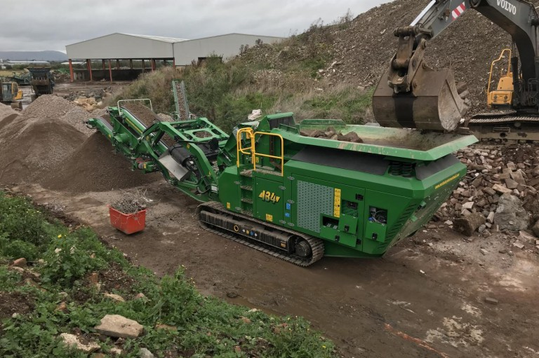 McCloskey International - I34/R Crushing Plants