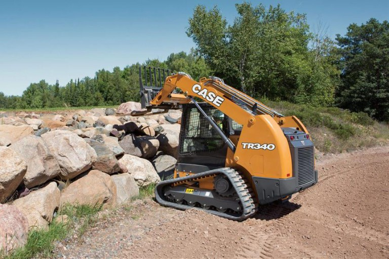 TR340 Compact Track Loaders