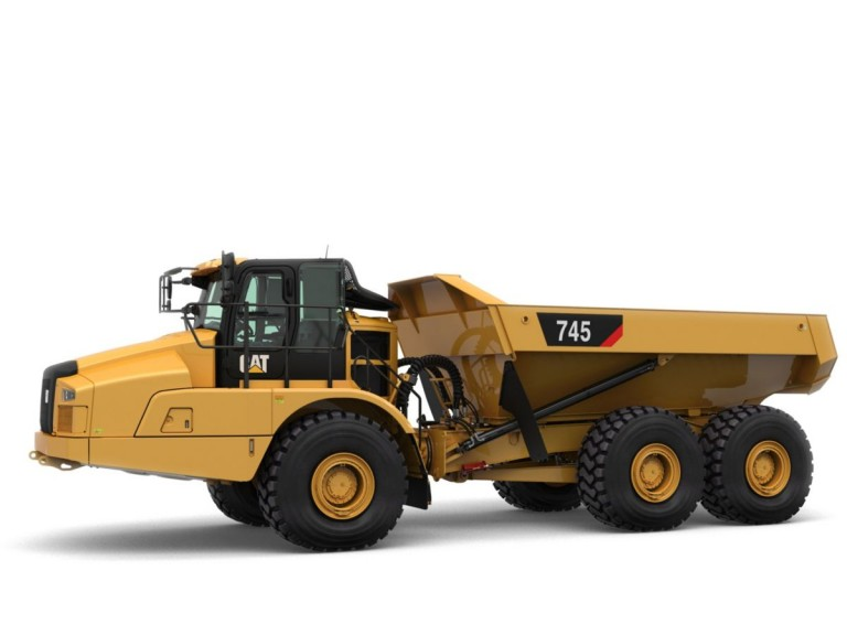 Caterpillar Inc. - 745 Articulated Dump Trucks