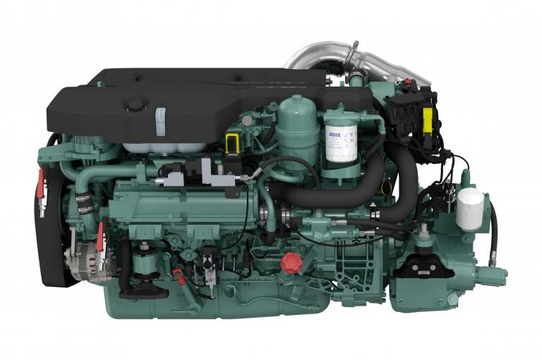 D8-510 Diesel Engines