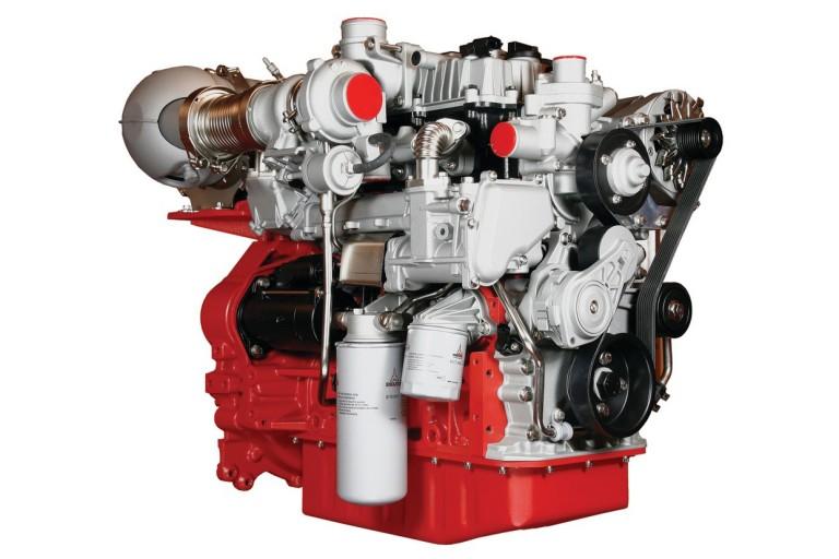 TCD 2.9 L4 HP Diesel Engines