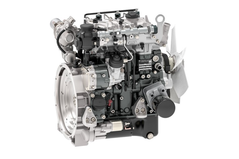 Hatz Diesel - 3H50T Diesel Engines