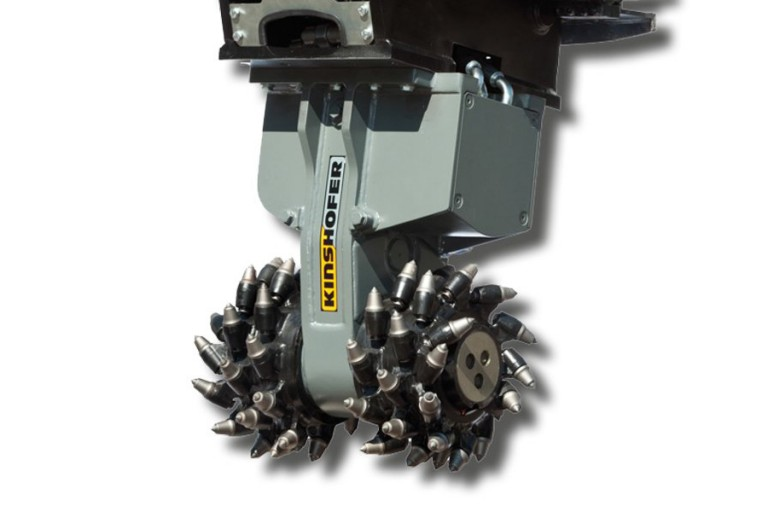 Kinshofer North America - WS-Cutters Drum Cutters