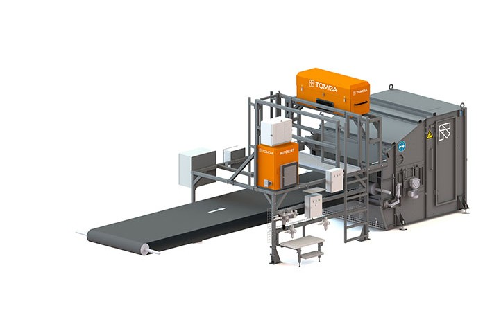 TOMRA Sorting Solutions - AUTOSORT Recycling Sorting Systems