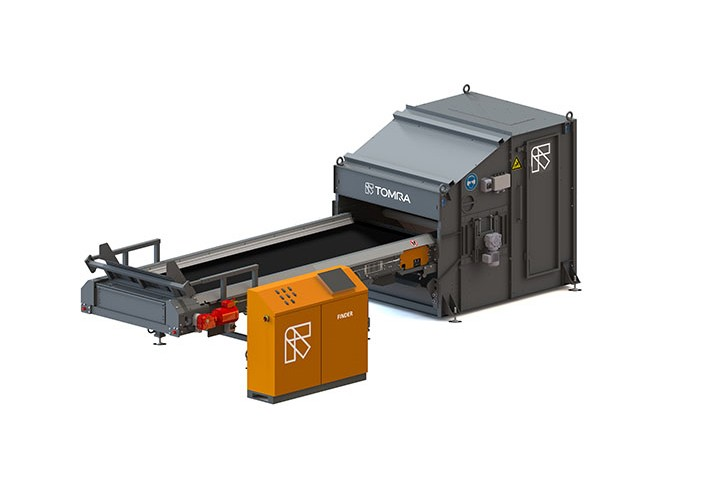 TOMRA Sorting Solutions - FINDER Recycling Sorting Systems