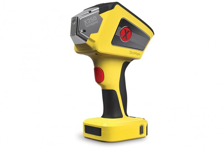 SciAps - Scrapper X-250 Handheld Analysers