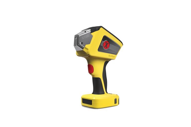 SciAps - X-100 Handheld Analysers