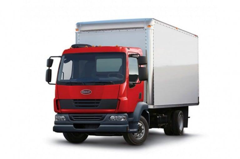 Model 220 Vocational Trucks