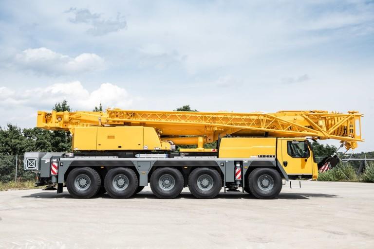 Liebherr - LTM 1130-5.1 Mobile Cranes