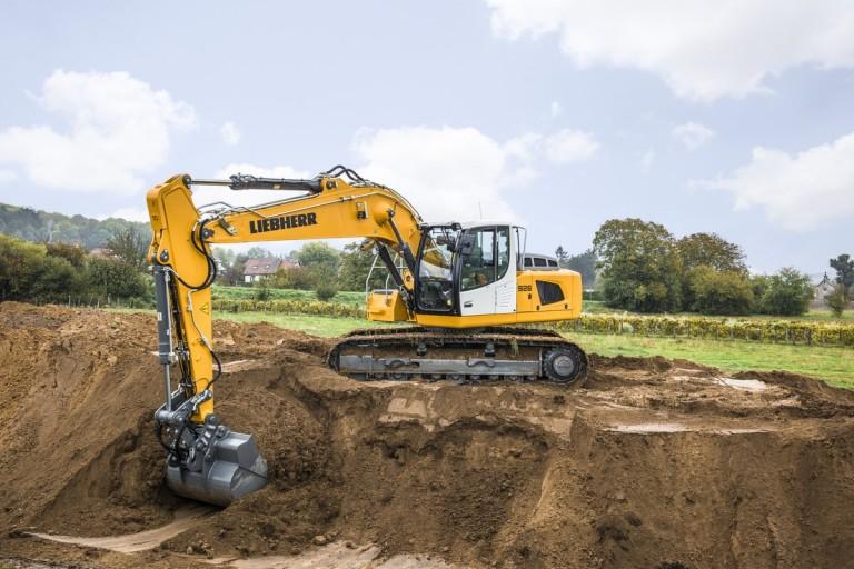 R 926 Litronic Excavators