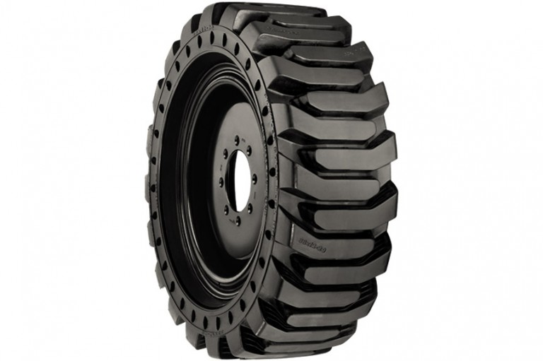 Brawler HPS Solidflex Traction (Solid) Tires