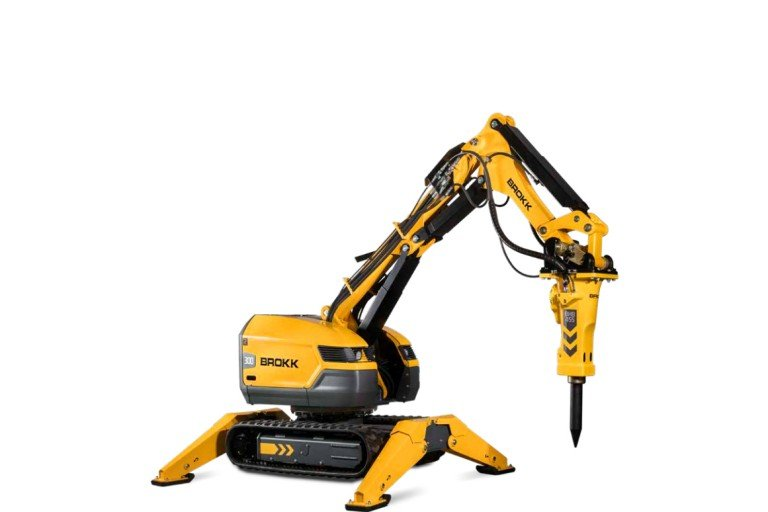 Brokk - Brokk 300 Demolition Robots
