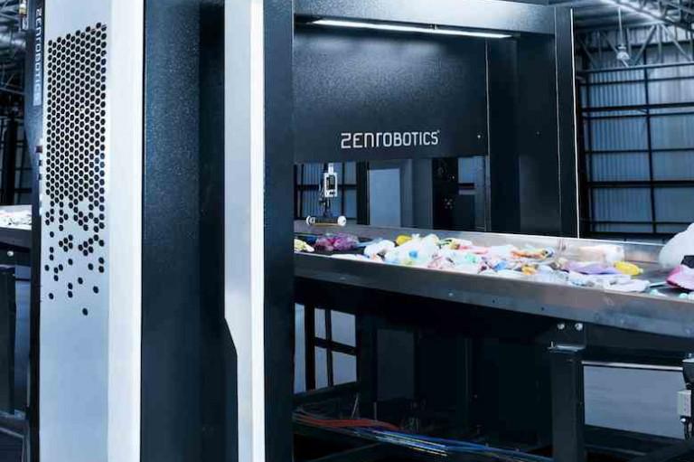 ZenRobotics Fast Picker Recycling Sorting Systems